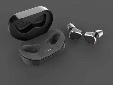 True Wireless Earphones and Bluetooth Earphones