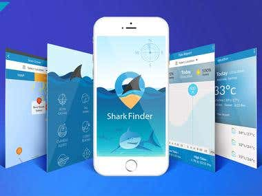 Shark Finder | App to find Shark nearby