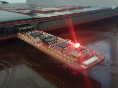 A GPIO and UART Library for MSP430F2274