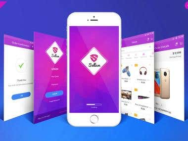 Sellam | E-commerce Shopping App