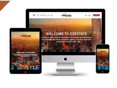 EZ Estate | Real Estate Website