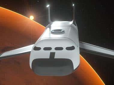 Mars Sci-Fi Project