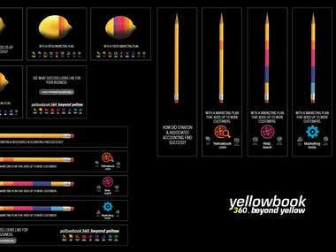 Standard Banner Animation YELLOWBOOK