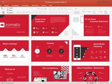 Zomato - Company Profile