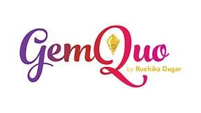 GemQuo - Logo for Jewelery designer