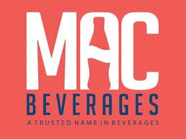 LOGO FOR MAC Beverages