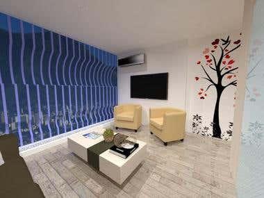 Apartamento de 40 m2