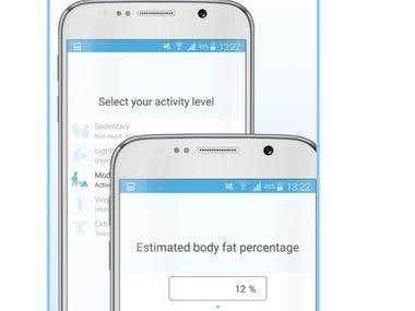 Diet Tracker App