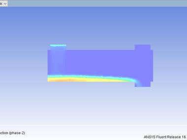 MSW pyrolysis simulation.