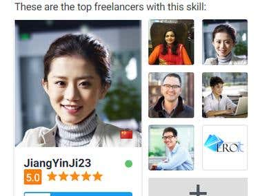 Hire Top App Developer - JiangYinJi(JiangYinJi23)