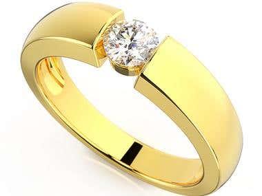 Jewelry renders