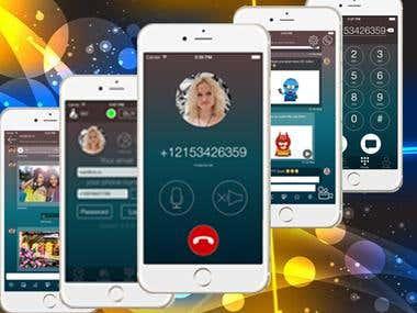 Mobile iOS/Android App Development