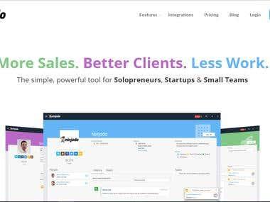 Website Copywriting - Ninjodo