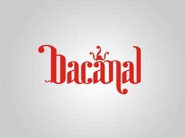 Bacanal (themed bar)