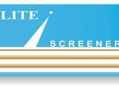 Logo designed for Elite Screeners