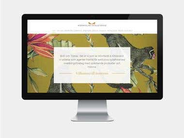 hokiab.com – Web Design for a Luxury goods manufacturer