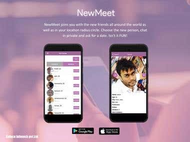 Dating App- NewMeet