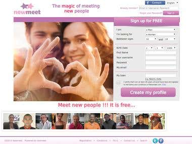 Newmeet Dating Site