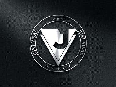 Logo for Just Visas