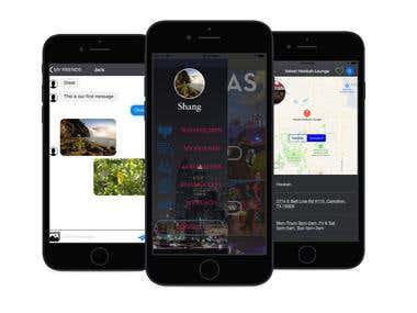 NightClub Social App