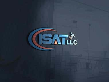 Make logo for ISAT LLC