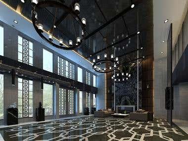 3d + lobby