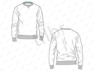 Mens Sweatshirt Design