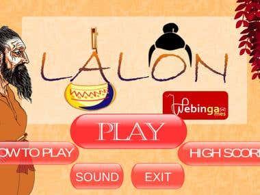 LALON - Android Game Development using Unity platform