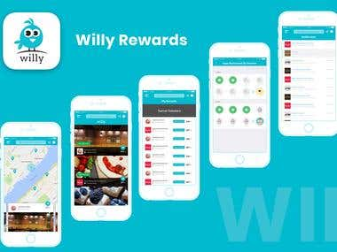 Willy Reward