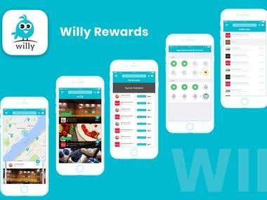 Willy Reward