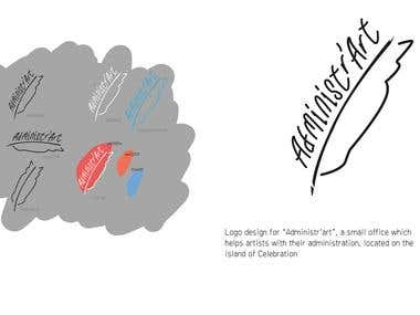 Administr'art Logo