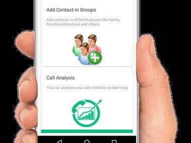 social Dial App