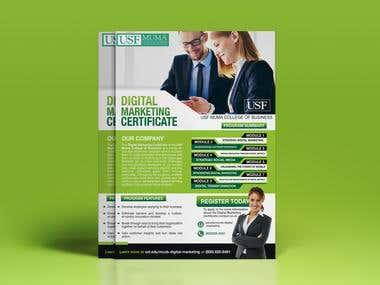 Corporate, non-profit Sales Brochure