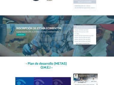 Observatorio de Salud del Cauca Colombia