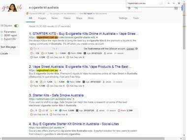 e-cigarette kit australia - Vape street