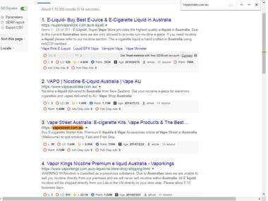 vape e-liquid australia - Vape street