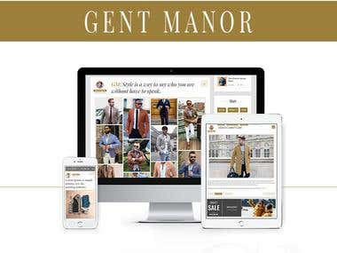 Gent Manor - Men's Fashion Forum