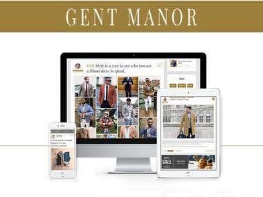Gent Manor - Men's Fashion Forum