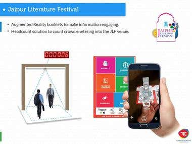 Augmented Reality Booklet