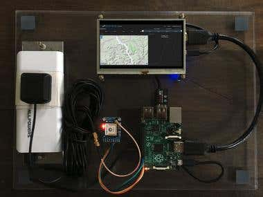 Device for car system
