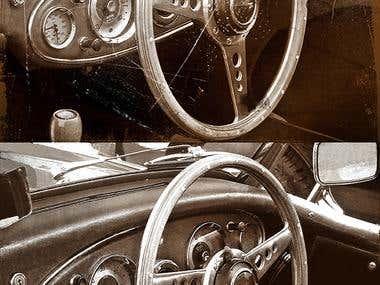 Old image Repair