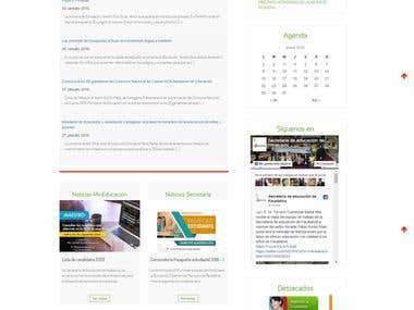 Secretaría de educación de Facatativá Colombia