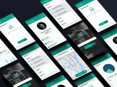 Vehicle Management System | Android App