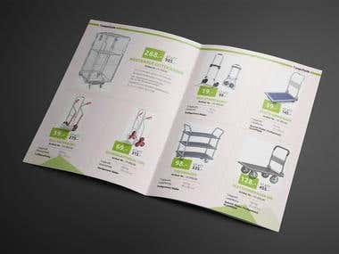 Gross Contruction Market Catalogue