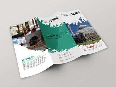 Australia Youth Trifold Brochure