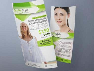 Smile Style Dental Flyer