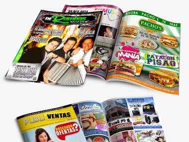 Revistas Impresas.