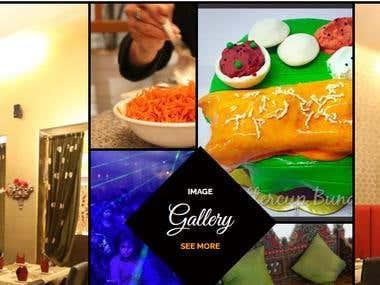 Al Baike- Restaurant Website