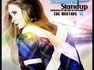 Standup Scotland Mixtape