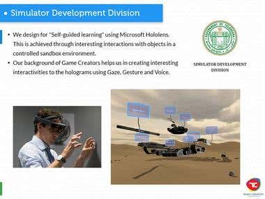 Microsoft Hololens -Self Guided Learning